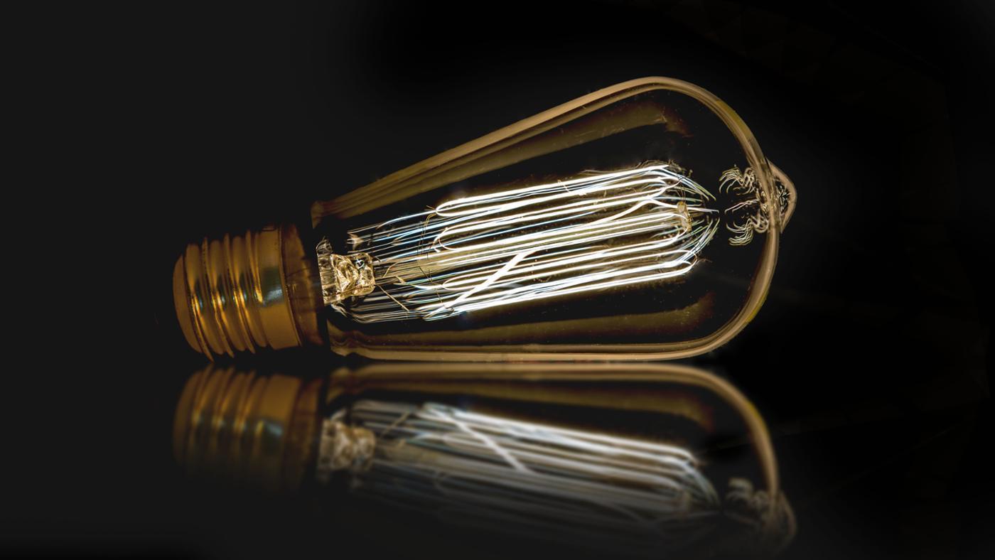 Фото изобретателя лампочки